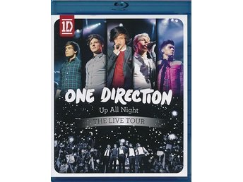 One Direction - Up All Night - The Live Tour (Blu-ray)