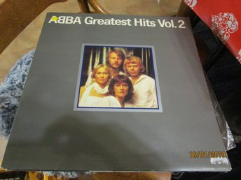 ABBA . GREATEST HITS 2 - LP