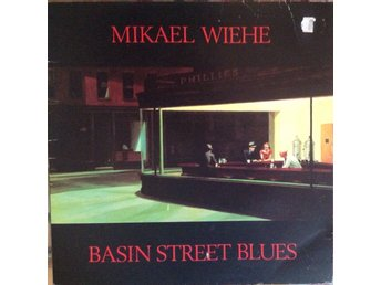 Mikael Wiehe LP Basin Street Blues