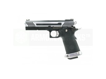 AWC Hi-Capa Silver Version (4.5 mm, CO2)