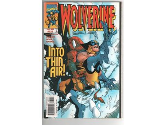 Wolverine #131 Recalled Variant
