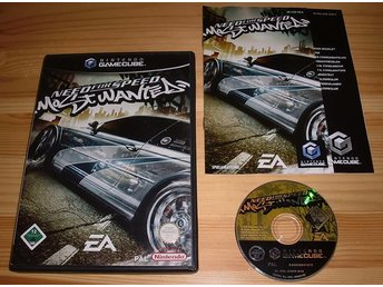 GameCube: Need For Speed Most Wanted