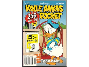 Kalle Ankas Pocket Nr 177