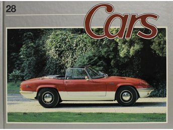 Cars collection 28, Lotus Elan, Cadillac V16, Bentley R Cont - Knäred - Cars collection 28, Lotus Elan, Cadillac V16, Bentley R Cont - Knäred