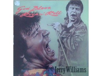 Jerry Williams  titel*  God Bless Rock'n Roll