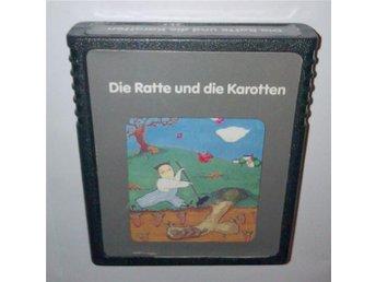 Die Ratte und die Karotten - Atari 2600 - Borlänge - Die Ratte und die Karotten - Atari 2600 - Borlänge