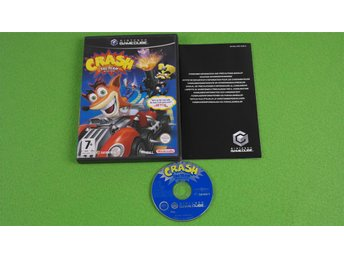 Crash Tag Team Racing ENGELSK UTGÅVA GameCube Game Cube