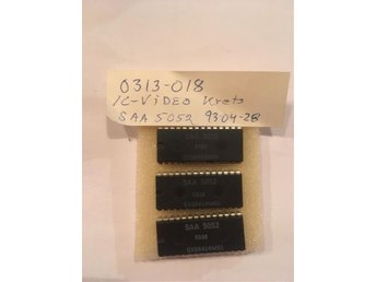 IC-krets, IC video-krets SAA5052
