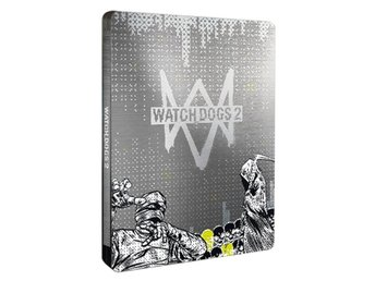 Watch Dogs 2 - Steelbook Nordic Edition (PS4) NYTT