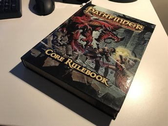 Pathfinder Roleplaying Game - Core Rule Book