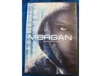 MORGAN - SCI-FI THRILLER AV RIDLEY SCOTT - DVD 2017