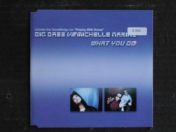 BIG BASS VS MICHELLE NARINE - WHAT YOU DO