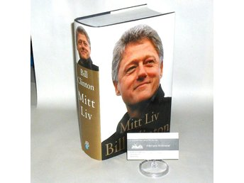 Mitt liv : Clinton Bill