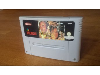 SNES/PAL Cutthroat Island