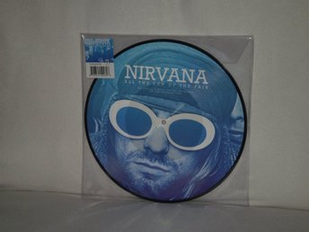 Nirvana -  All the Fun of the Fair      PICTUREDISC !!    180G HEAVYWEIGHT - NY
