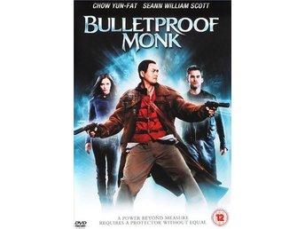Bulletproof Monk - Chow Yun Fat - DVD