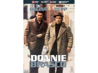 Donnie Brasco-Al Pacino och Johnny Depp.