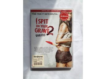 DVD - I Spit On Your Grave 2