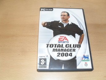 PC CD-ROM: Total club manager 2004 (2-discs)