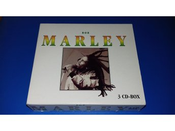 BOB MARLEY - 3 cd box - (cd)