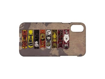 Game of Thrones House Banners iPhone XS Max Skal