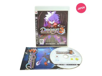 Disgaea 3: Absence of Justice (EUR / PS3)