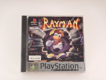 Playstation / 1 Ps1   --  Rayman --   PAL