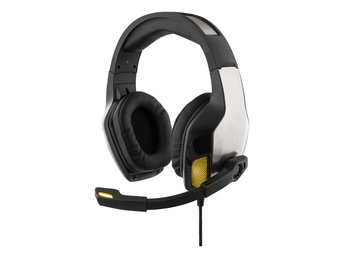 DELTACO Gaming Headset Vibrerande