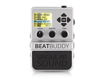 BeatBuddy Pedal (Singular Sound)