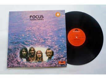** Focus ‎– Moving Waves **