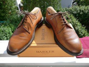 ᐈ Köp & sälj Barker Skor begagnat & oanvänt på Tradera