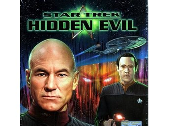 STAR TREK - Hidden Evil / PC spel / NY <----
