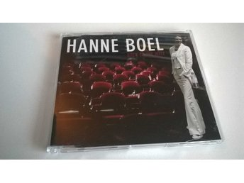 Hanne Boel - Back To The Wall, Promo, Single, CD
