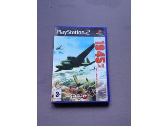 1945 1&2 the arcade games Playstation 2