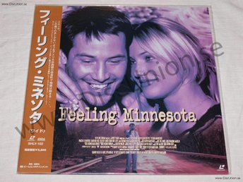 FEELING MINNESOTA - WIDESCREEN JAPAN LD