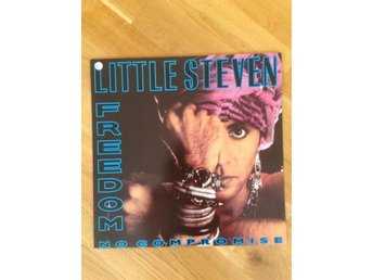 Little Steven - Freedom, no compromice. Känd från Estreat band (Bruce S.) - Växjö - Little Steven - Freedom, no compromice. Känd från Estreat band (Bruce S.) - Växjö
