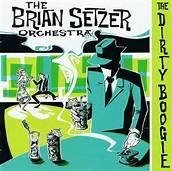 BRIAN SETZER ORCHESTRA feat. GWEN STEFANI - DIRTY BOOGIE. NEW CD.