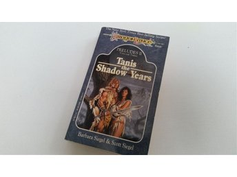 DragonLance - Preludes II vol 3 - Tanis the Shadow Years