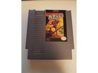 8 eyes - NES - USA