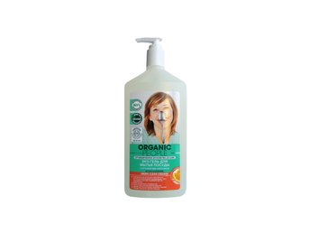 Organic People Eco washing-up liquid orange