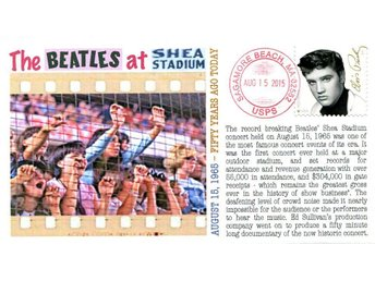 50th Anniversary of the Beatles at Shea Stadium Event Cover