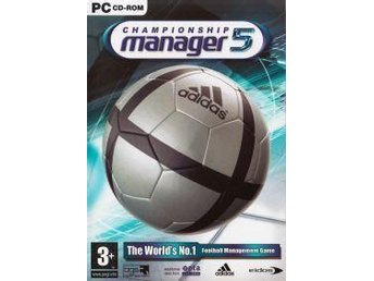 Championship Manager 5 - PC spel
