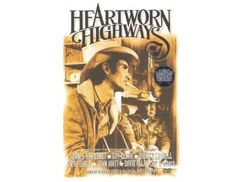 TOWNES VAN ZANDT - HEARTWORN HIGHWAYS (DVD +12 SIDIG BOOKLET) / NY