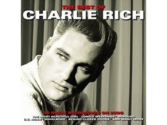 Rich Charlie: The best of... 1958-85 (2 CD) Ord Pris 59 kr SALE