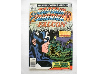 US Marvel - Captain America vol 1 # 207 in 9.0