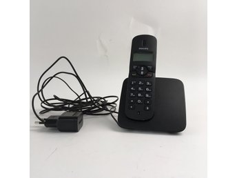 Philips, Telefon, CD180, Svart
