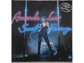 Amanda Lear title*  Sweet Revenge* LP, Gatefold Germany
