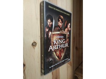 King Arthur the untold story which inspired the legend, DVD