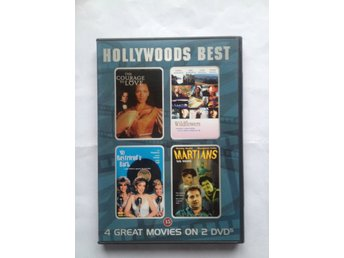 DVD -  Hollywoods Best 4 dvd