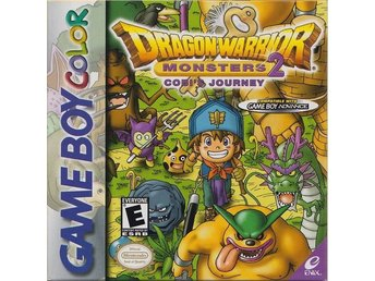 Dragon Warrior Monsters 2: Cobis Journey - Gameboy Color